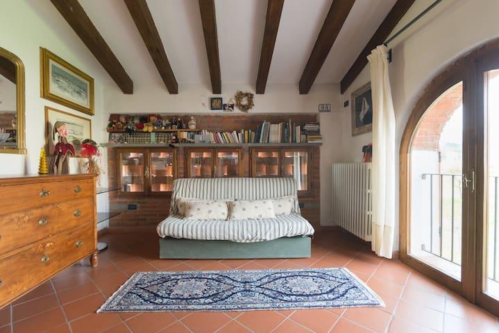 Sweet double bedroom - Pistoia - Bed & Breakfast