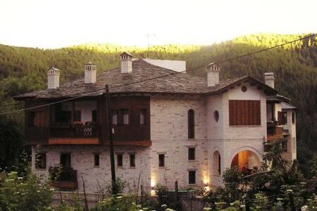 Αρχοντικό Διβάνι - Pertouli