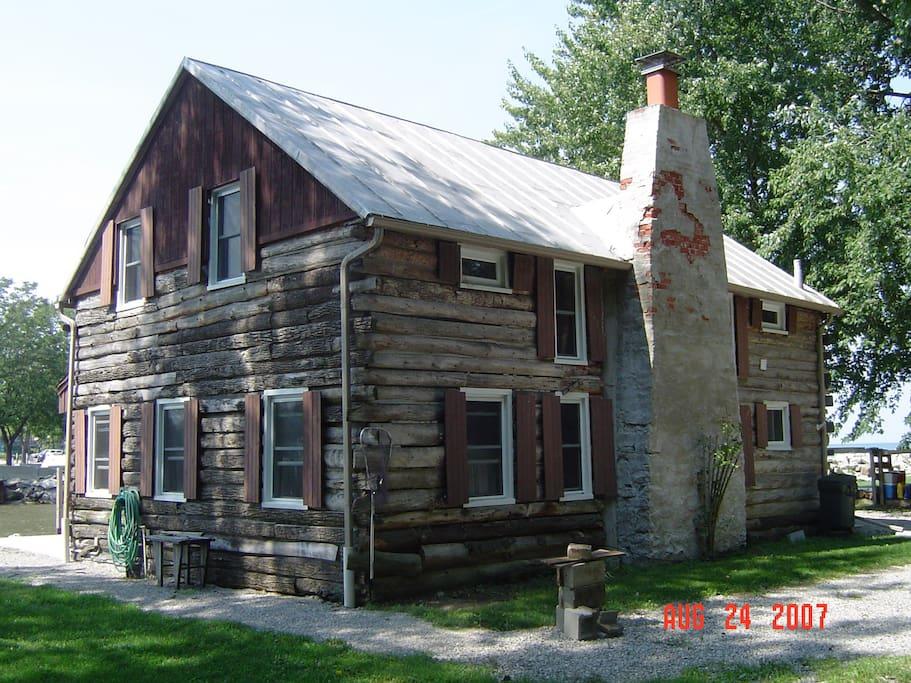 1928 Sears & Roebuck log cabin
