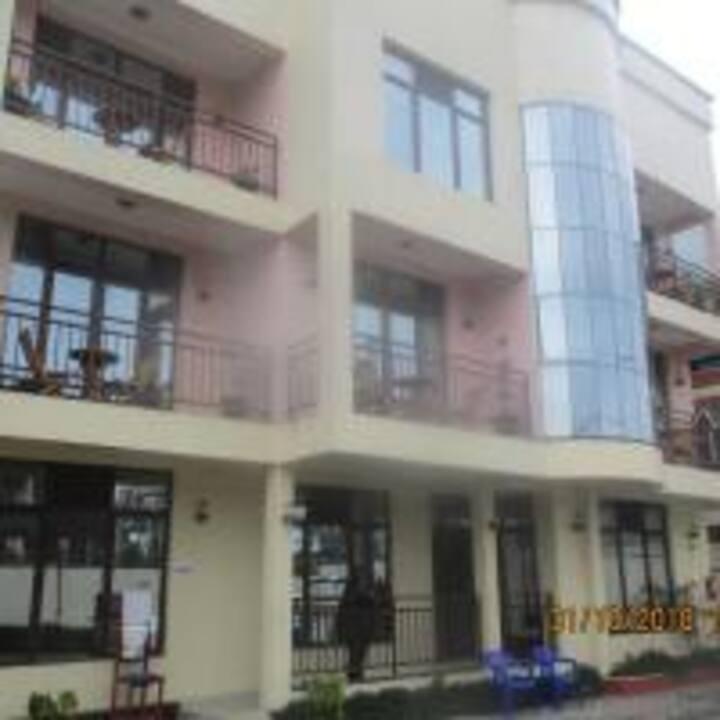 Goma-Belvédère Hotel 2