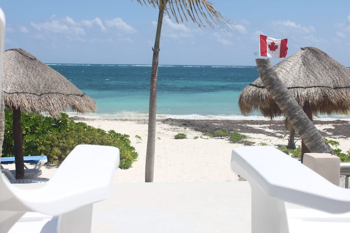 Amazing View!!! Private Beach!!! Private Palapa!!!