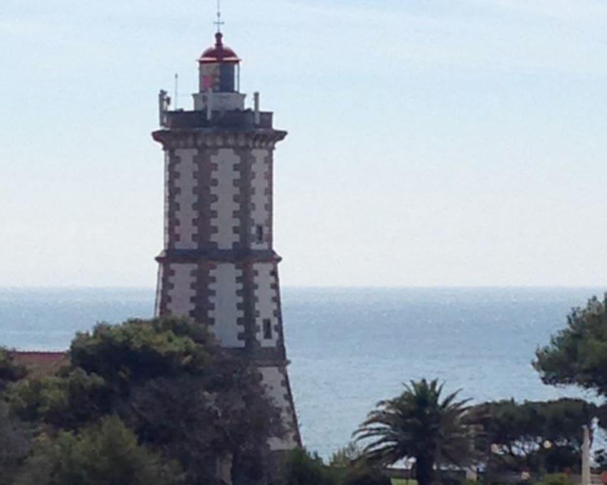 vue mer, Casa da Guia, juste en face
