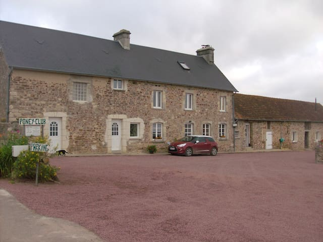 COTTAGE 2/3 IN NORMANDY - Sainte-Colombe - Rumah