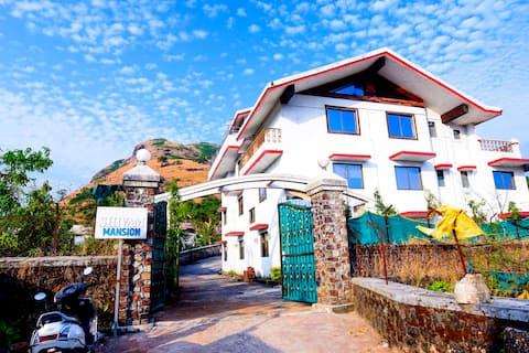 Shivam mansion 2 BHK bunglow  with pool