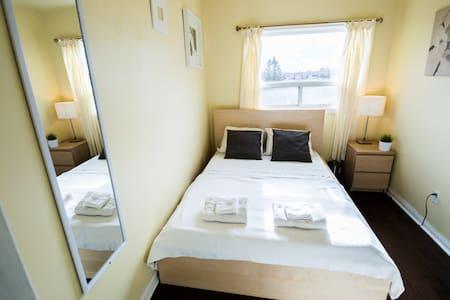 Cozy bedroom midtown Toronto near metro - Toronto - Apartment-Hotel