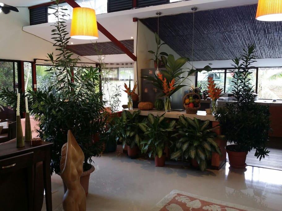Restaurante de Villas San Rafael