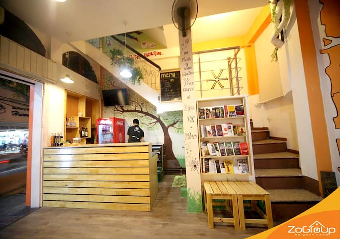 Zostay Hostel - ideal place for travellers