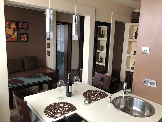 Bajkowy apartament