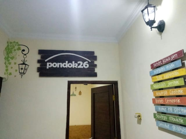 Pavilion Pondok26 -midtown,full facilities!
