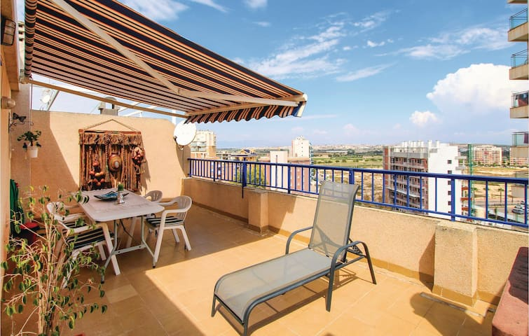 Holiday apartment with 2 bedrooms on 50m² in Guardamar del Segura