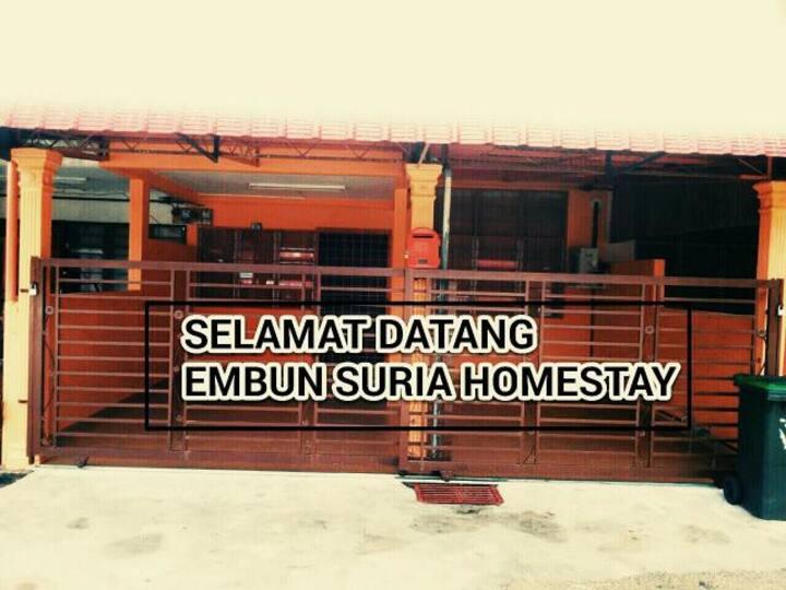 Embun Suria Homestay (012-4565040)