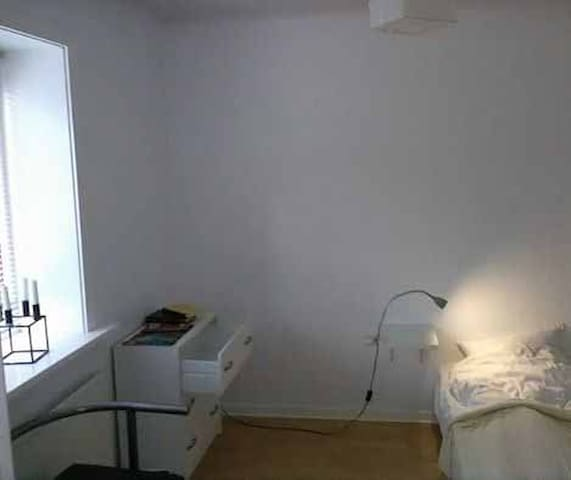 Bright and nice room for 1 or 2 - Tórshavn - House