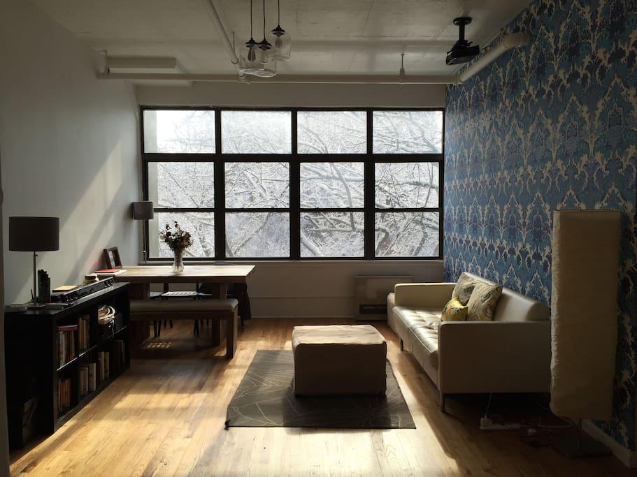 Sunny 1 bedroom apt in williamsburg apartments for rent - 1 bedroom apartments williamsburg brooklyn ...