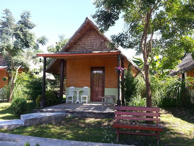 Private and Quiet Cottage  - Wiang Nuea - Skur
