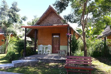 Private and Quiet Cottage  - Wiang Nuea - Hut
