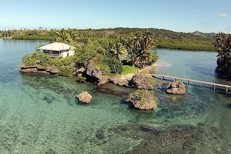 Mill Rock Honeymoon Island - Savusavu