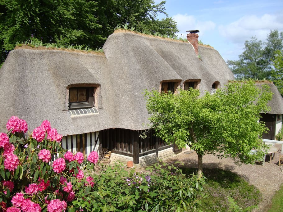 Cosy Country House In Normandy Houses For Rent In Pont L