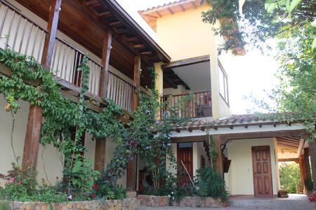 Hermosa Casa de Campo A Solo 15m de Villa de Leyva - Sáchica - Villa