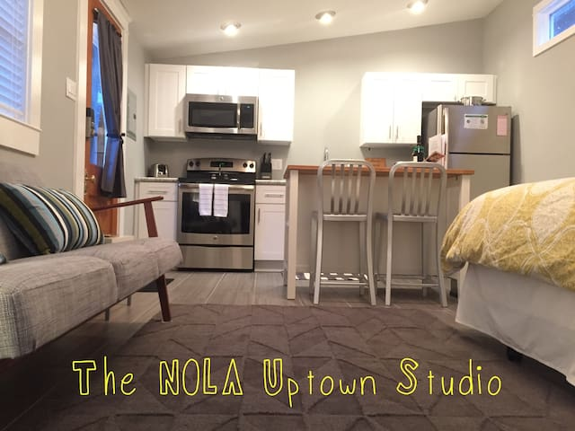 • Gorgeous Studio for 2 • - Nova Orleans - Casa