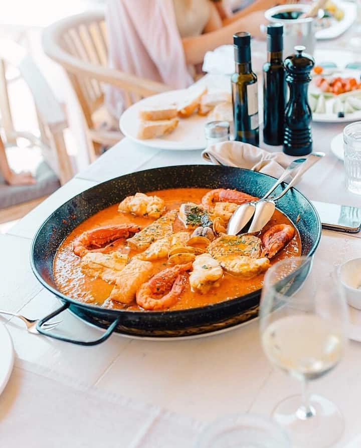 Where to eat the best paella?