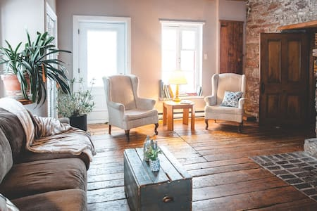 Rustic Cottage ♥ Cozy Suite ♥ 30 min From Old Qc