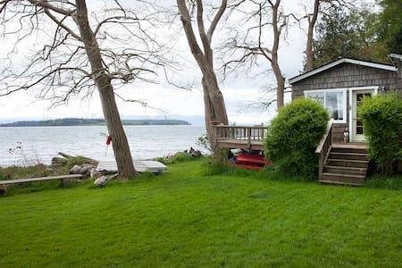Seacrest Seaside Cabin