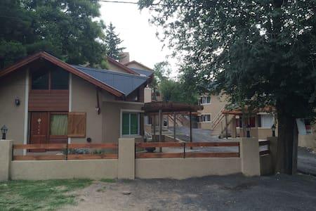 Apartamento en Villa General Belgrano. - Villa General Belgrano