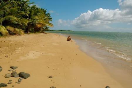 Private, Artful Home - Beautiful White Sandy Beach - Kaunakakai