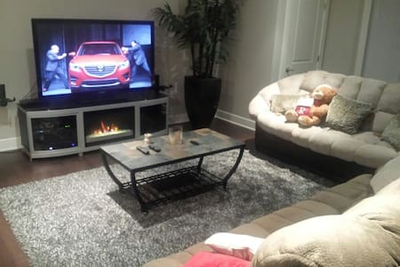 Cozy 1 bedroom with parking includ. - Toms River - Pis