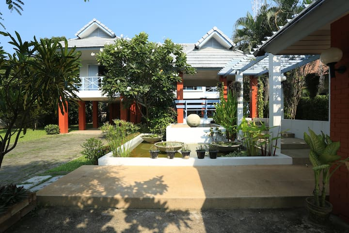 538 Sq. Ft. Resort Style House in Chiangmai