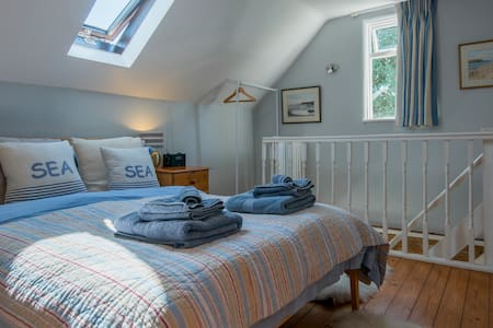 The Annexe - sleeps 2-4 (beach themed cottage)