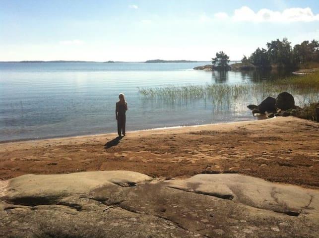 1 hour drive from Sth - beach house - Ljusterö, Östra Lagnö - Treehouse