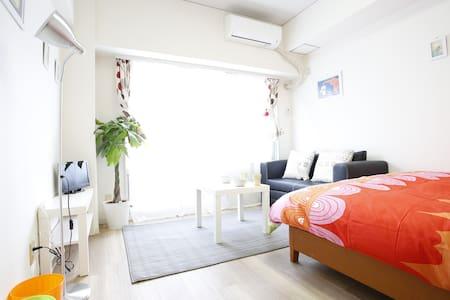 SHIBUYA 5MIN WALK /  COZY,QUIET,BRIGHT#3 - Apartment