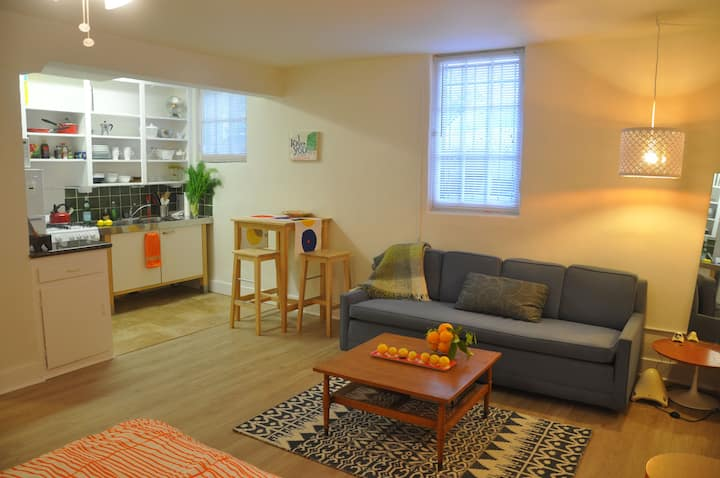 Sweet Studio in heart of Los Feliz