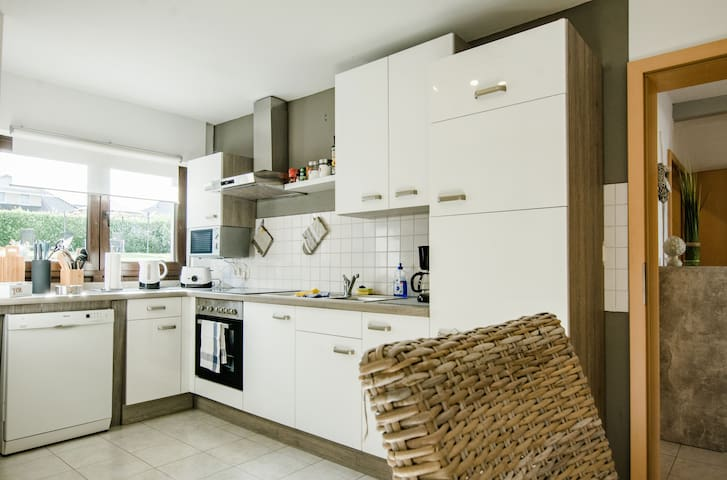 Beautiful apartment II at the Eifel National Park