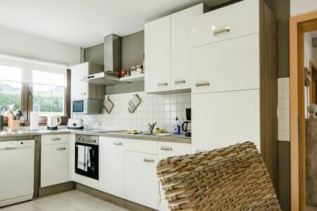 Beautiful apartment II at the Eifel National Park