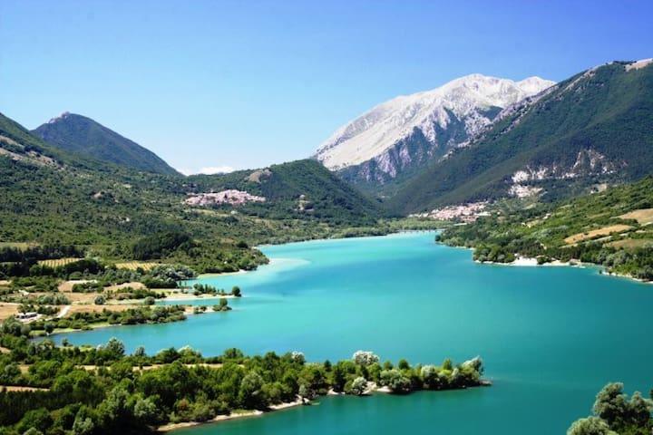 appartamento in montagna - Valle Chiara - Flat