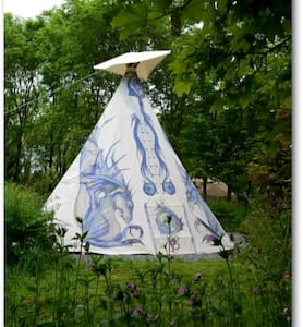 Dragon Tipi - Fishguard