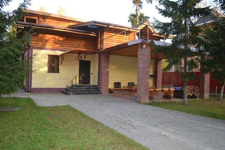Коттедж в Зеленой Роще - Зеленая роща - 一軒家
