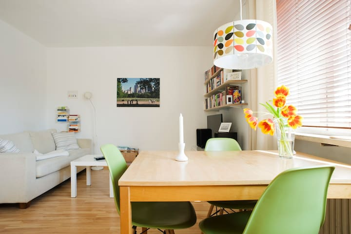 Charming Apartment to Feel at Home - Munic - Pis