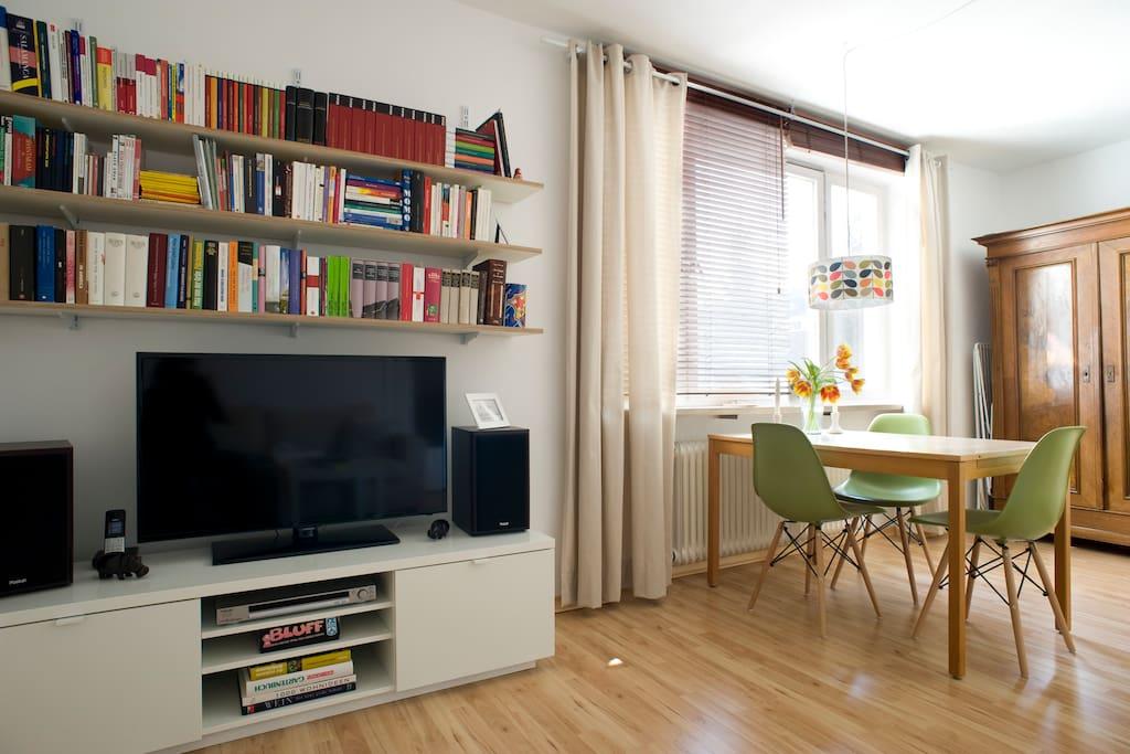 Wohn- und Schlafzimmer III