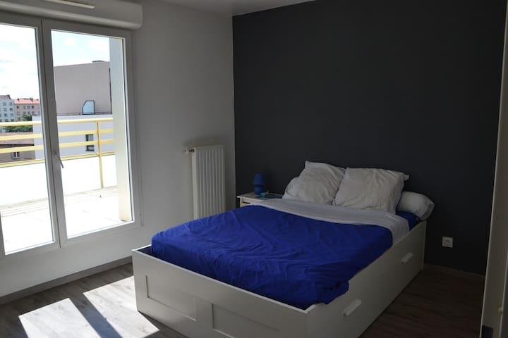 Bel appartement ensoleillé exposé sud-est - Lyon - Apartment