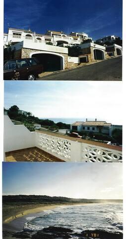 Menorca - schöne Fewo für 2 Pers.  - Alayor, Urbanisacion Torre Soli Nou - Квартира