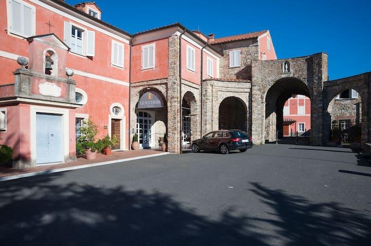 Arco di Caniparola - La Merla - Caniparola - Apartmen