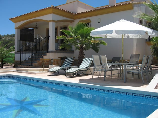 Guardamar Spanish Villa - Hondon de las Nieves, Alicante - Huis