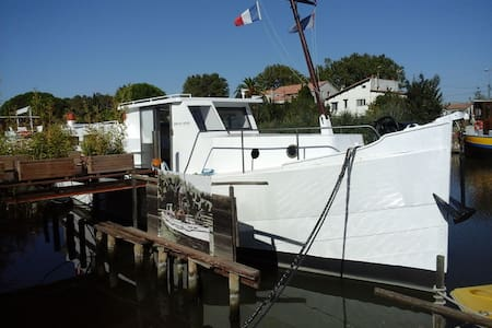 L'African Queen, bateau magnifique - Barco