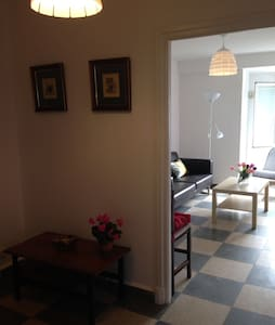 Piso luminoso, céntrico y amplio - Torrelavega - 公寓