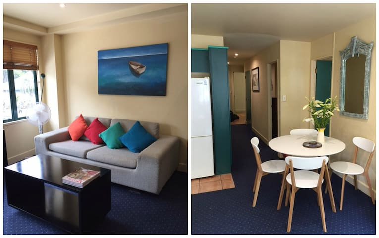 Two bedroom apartment at foot of the Mount - Tauranga - Apartamento