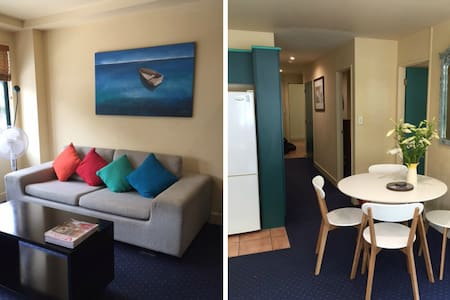 Two bedroom apartment at foot of the Mount - Tauranga - Appartamento