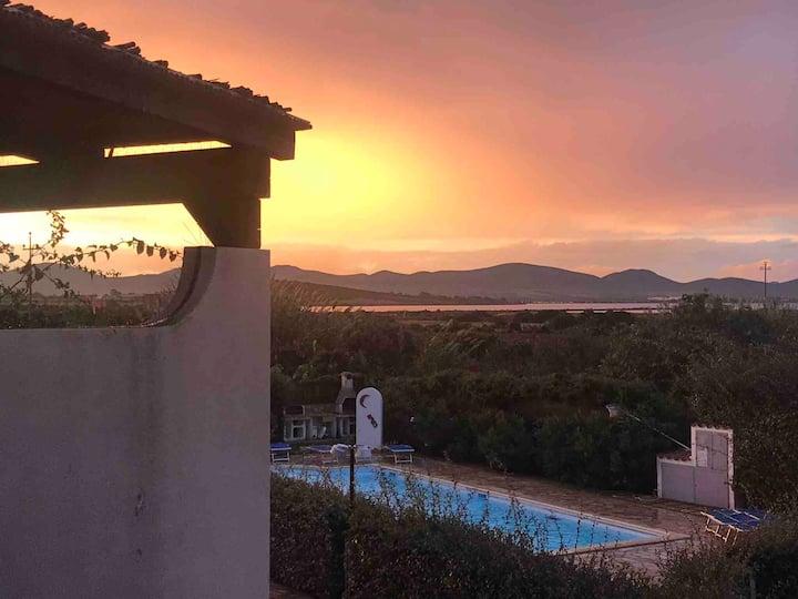 Casa vacanze:paradiso nel paradiso
